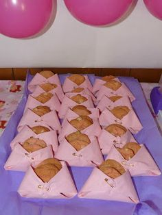 Food I made for the breakfast Club baby shower  #babyshower #baby-shower #diapers #cookies