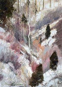 Winter Draw by Steven Lee Adams