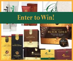 Win an Organo Gold Healthier Coffee Gift Pack valued at $67 | Macaroni Kid #contest