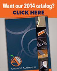 Aluminum Extrusions | Aluminum Stock | Panel Rails and Clip | Aluminum Extrusion Stock