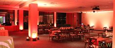 First Class Weddings brings a warm candlelight ambiance to the Skyline Room at the Museum of Science. FCW Designers show up the night of your event and are present to make the changes  you had desired throughout all of your formalities  Visit our website to view our FCW Team and all of the Services we have to offer!  www.fcweddings.com    #FirstClassWeddings #FCW #Uplighting #BostonUplighting #WeddingUplighting #BostonWedding #SummerWedding #Candlelight #CandlelightUplighting #Skyline Room