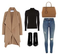 """""""Outfit Idea by Polyvore Remix"""" by polyvore-remix ❤ liked on Polyvore featuring moda, Dorothy Perkins, Alexander Wang, Fendi e Harris Wharf London"""