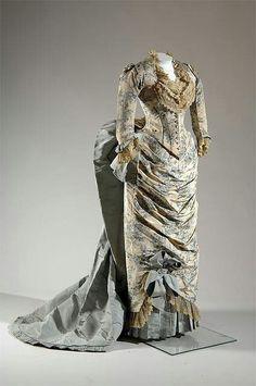 1883, silk