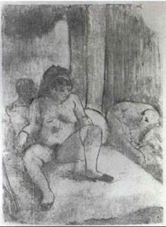 View Repos sur le lit by Edgar Degas on artnet. Browse upcoming and past auction lots by Edgar Degas. Degas Drawings, Figure Drawings, Figure Drawing Reference, Edgar Degas, French Paintings, Vintage Artwork, French Artists, Female Form, Figure Painting