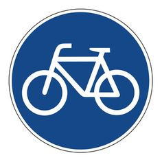 Path for cyclists