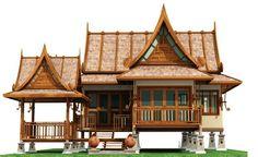 Thai house