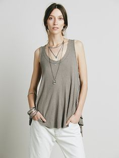 We The Free Monroe Tank at Free People Clothing Boutique