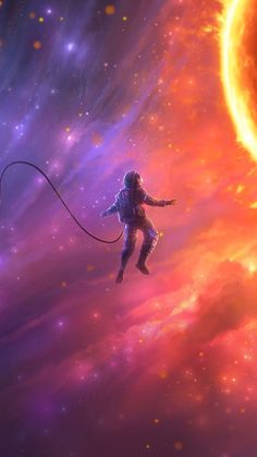 Sky cg artwork space nebula fictional character illustration iphone wallpaper godmother_by_fmacmanus Space Phone Wallpaper, Iphone Wallpaper Sky, Planets Wallpaper, Scenery Wallpaper, Wallpaper Backgrounds, Screen Wallpaper, Iphone Wallpaper Illustration, Nebula Wallpaper, Wallpaper Art