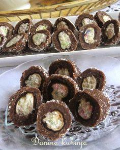 Danina kuhinja: Sitni kolači