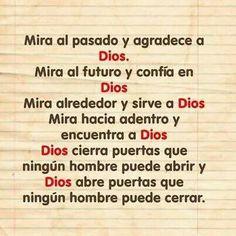 Dios♥ es toda fuerza todo poder. Dios es amor!♥