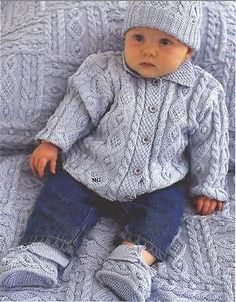 Patons Knitting Patterns for Baby Baby Knitting Patterns, Baby Cardigan Knitting Pattern Free, Baby Sweater Patterns, Knitted Baby Cardigan, Knit Baby Sweaters, Baby Patterns, Baby Girl Jackets, Crochet Baby, Crochet Cord