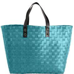 COPACABANA táska türkiz 42x30x37cm Tote Bag, Bags, Fashion, Handbags, Moda, Carry Bag, Dime Bags, Tote Bags, Fasion