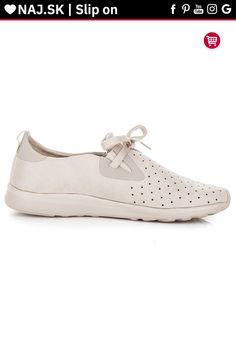 Semišové béžové tenisky slip on Kylie Keds, Kylie, Slip On, Sneakers, Shoes, Fashion, Tennis, Moda, Slippers