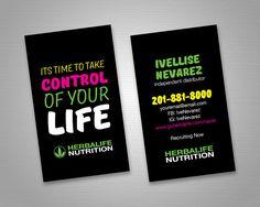Herbalife business card design template herbalife pinterest tarjeta de negocios de herbalife por prelinx en etsy business card colourmoves