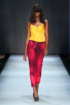 South African Fashion Week Photo SDR Photo
