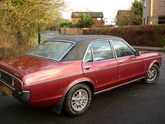 MK 1 Ford Granada 3.0 Ghia SOLD (1977) This is the same make and model of this car that I owned in the late 70s and early 80s - a beast of a car that virtually drove itself as it was a 3 litre automatic - happy days!