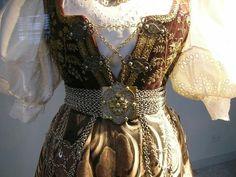 Cieszyn, Polish traditional Folk Dress