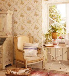Vicky's Home: Un jardín en casa / A home garden