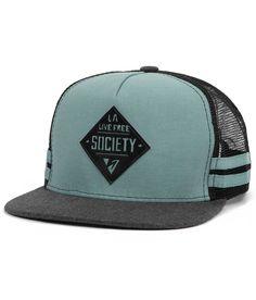 Society Develop Trucker Hat - Men's Hats | Buckle