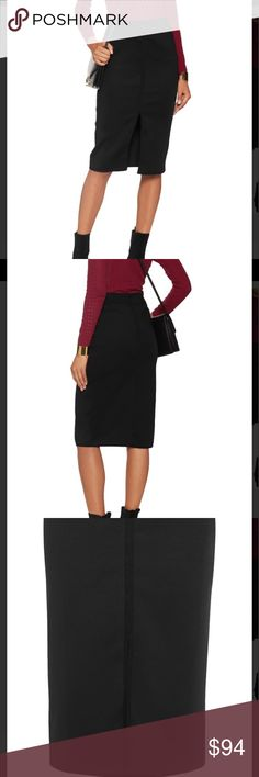 Sandro Jonas Scuba Skirt Brand new never worn and in perfect condition!! See last pic for product details! :-) please pay attention to sizing as listed in product details. Sandro Skirts Midi