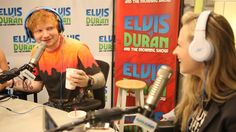 Ed Sheeran Full Interview - Elvis Duran and the Morning Show