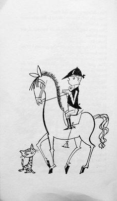 Hop paard, Fiep Westendorp