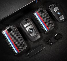 Buy Carbon Fiber Leather Car Key Case Cover For Bmw 1 2 3 4 5 6 7 serie Key Holder Wallet Bag Bmw Series, Bmw Key Case, Key Holder Wallet, Key Covers, Bmw X3, Car Keys, Interior Accessories, Leather Material, Carbon Fiber
