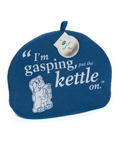 Take a look at this Tetley Tea Cosy by Ethos on #zulily today!