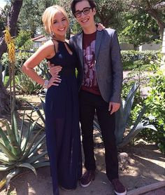 Audrey Whitby And Joey Bragg RDMA Ready April 26, 2014