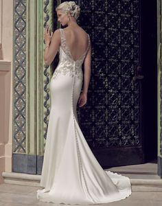 bf6dfae131ce 43 Best Casablanca Bridal Spring 2015 Collection images | Alon livne ...