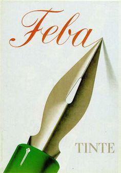Birkhauser, Peter  Feba - Encre Suisse, 1941