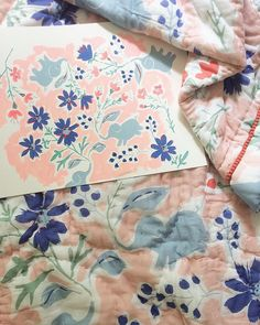 Emily Isabella - Children's bedding for Anthropologie! It was fun to see how the final product stayed very true to the original artwork. Childrens Beds, Jungle Animals, Baby Patterns, Color Themes, Original Artwork, Baby Kids, Anthropologie, Kids Outfits, Quilts