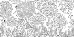 advanced nature coloring pages - Google Search