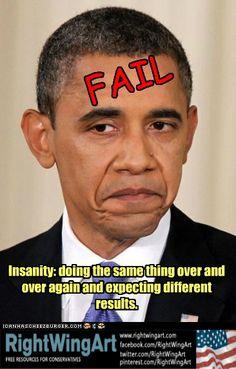 Obama - Fail