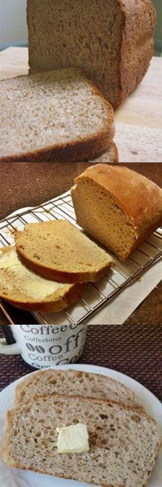 Whole Wheat Honey Bread Healthy Recipes - bread, healthy, honey, recipes, wheat