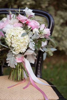 Pink #Wedding Bouquet www.barendsen.nl