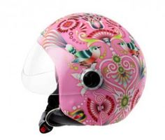 Fashion helmets Catalina pink