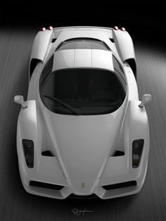 Ferrari Enzo carbon.