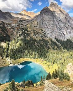 Hike the San Juans: 10 of the Best Hikes Near Telluride Telluride is renowned as a ski town, but it's also a fantastic place for a summertime outdoor vacation. Here are the 10 best hikes in the Telluride area. Road Trip To Colorado, Skiing Colorado, Colorado Mountains, Colorado Springs, Colorado Backpacking, Denver, Places To Travel, Places To Visit, Telluride Colorado