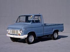 1964–68 Datsun Cablight 1150 Truck (A220)
