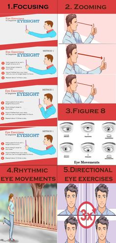 We need to make exercises for our eyes on a regular basis if we want to maintain them healthy, as eye muscles are like any other muscles in our body. #eyeexercise #improveeyesightexercises