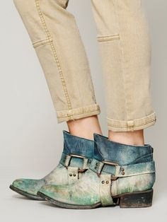 Free People Short River Boot
