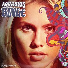 LET'S BINGE IT ON!!!    Aquarius Free love. Free... - AQUARIUS COLLECTIVE