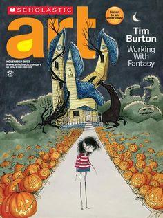 Tim Burton: Working With Fantasy
