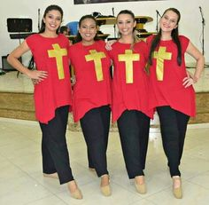 Roupas coreografias ♥ Worship Dance, Praise Dance, Praise And Worship, Dance Outfits, Dance Dresses, Ballet Tutu, Dance Costumes, Dance Wear, How To Wear