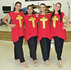 Roupas coreografias ♥