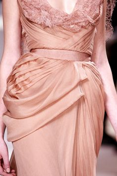 Haute Couture Fashion Christian Dior Fall 2011 Couture