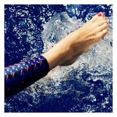 Don't forget a two week pedi is sun, sea, sand a pool proof! You could have toes as pretty as this if you enter our #BookYourselfieFabulous #competition to win an @ekatsuits swimming costume and katsuit, along with a £50 Wahanda voucher! Just tag your best #summerselfie with #BookYourselfieFabulous and follow @ekatsuits and @wahanda for a chance to #win!