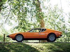 1974 De Tomaso Pantera - Pantera L | Classic Driver Market