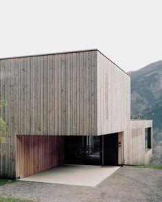 SUBTILITAS — Bechter Zaffignani Architekten - House...